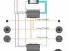 ustanovka 2-h komponentnoi sistemi pokanalno