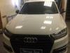 Audi Q7 tonirovanie stekol