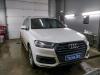 Audi Q7 ustanovka zamka na rulevoi val