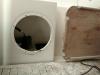 demontaje zakritogo korpusa sabvufera