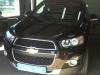 Chevrolet Captiva ustanovka signalizacii StarLine A93 i podsvetki nog