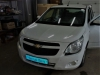 Chevrolet Cobalt ustanovka signalizacii StarLine A93