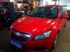 Chevrolet Cruze ustanovka signalizacii StarLine S96