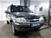 Chevrolet Niva ustanovka dvuhkompanentnoi akustiki,aktivnogo sabvufera,koaksialnih dinamikov v shtatnoe mesto(szadi)