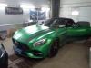 Demontaje neispravnoi ohrannoi sistemi Mercedes-AMG GT