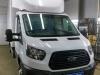 Ford Transit ustanovka monitora i kamer zadnego vida