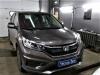 Honda CR-V ustanovka kameri zadnego vida i obtyjka zerkala zadnego vida