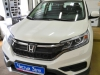 Honda CR-V ustanovka vedeoregistratora i radar-detektora