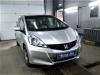 Honda Fit ustanovka golovnogo ustroistva