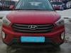 Hyundai Creta ustanovka datchikov parkovki i signalizacii Pandora DX-50S