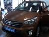 Hyundai Creta ustanovka signalizacii StarLine A93