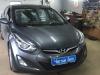 Hyundai Elantra ustanovka signalizacii StarLine A93 i zamka na KPP Dragon