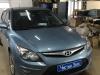 Hyundai i30 ustanovka modulia zapuska dvigatelia AVM-PROF i zamena zamka zajigania na knopku StarStop