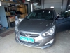 Hyundai i40 ustanovka signalizacii StarLine A63