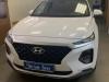 Hyundai Santa Fe tonirovanie stekol, ustanovka kombo-ustroistva i signalizacii StarLine S96
