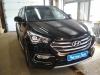 Hyundai Santa Fe ustanovka datchikov parkovki i farkopa