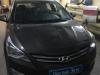 Hyundai Solaris ustanovka datchikov parkovki