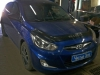 Hyundai Solaris ustanovka signalizacii SCHER-KHAN MAGICAR 10