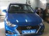 Hyundai Solaris ustanovka signalizacii StarLine E63