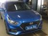 Hyundai Solaris ustanovka signalizacii StarLine S66