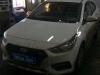 Hyundai Solaris ustanovka zamka Garant