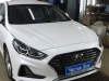 Hyundai Sonata ustanovka signalizacii StarLine E96 BT