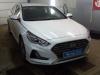 Hyundai Sonata ustanovka signalizacii StarLine A93