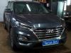 Hyundai Tucson ustanovka signalizacii StarLine S96