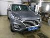 Hyundai Tucson ustanovka zamka na KPP Fortus