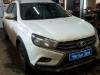 LADA Vesta ustanovka signalizacii StarLine E96
