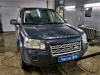 Land Rover Freelander ustanovka kameri zadnego vida