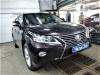 Lexus RX 270 ustanovka radar-detektora