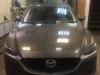 Mazda 6 ustanovka datchikov parkovki