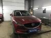 Mazda CX-5 ustanovka signalizacii StarLine S96 GPS + podkapotniy blok R6