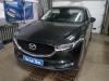 Mazda CX-5 ustanovka zamka na KPP i Garant na rulevoi val