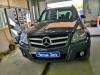 Mercedes-Benz GL-klasse ustanovka datchikov parkovki i signalizacii StarLine S96