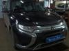 Mitsubishi Outlander ustanovka signalizaciii StarLine A93