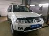 Mitsubishi Pajero Sport ustanovka golovnogo ustroistva Pioneer AVH-Z5100BT