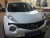 Nissan Juke ustanovka datchikov parkovki
