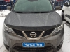 Nissan Qashqai ustanovka golovnogo ustroistva i kameri zadnego vida
