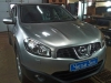 Nissan Qashqai ustanovka signalizacii SCHER-KHAN MOBICAR 2