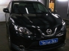 Nissan Qashqai ustanovka signalizacii StarLine S96 i besshtirevogo zamka na rulevoi val