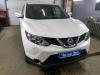 Nissan Qashqai ustanovka videoregistratora BlackVue