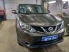 Nissan Qashqai ustanovka zamka na KPP