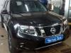 Nissan Terrano ustanovka signalizacii StarLine A63
