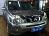 Nissan X-Trail shumoisoliatsia pola i ustaovka 4-h kanalnogo usilitelia