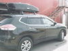 Nissan X-Trail ustanovka boksa Thule