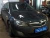 Opel Astra J ustanovka signalizacii StarLine A93