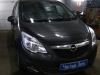 Opel Meriva izgotovlenie ramki pod magnitolu i ee ustanovka