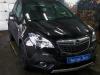 Opel Mokka ustanovka kameri zadnego vida